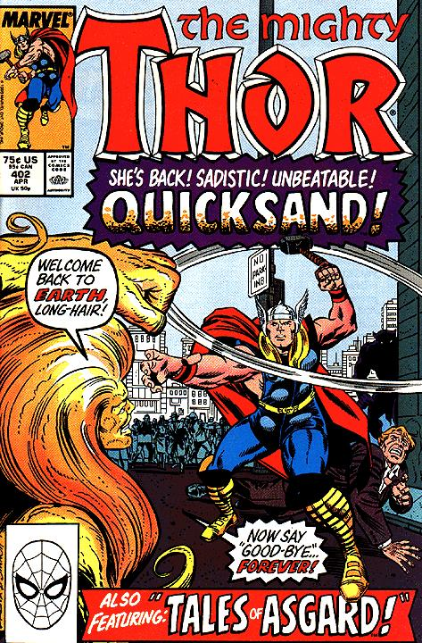 The Mighty Thor #402