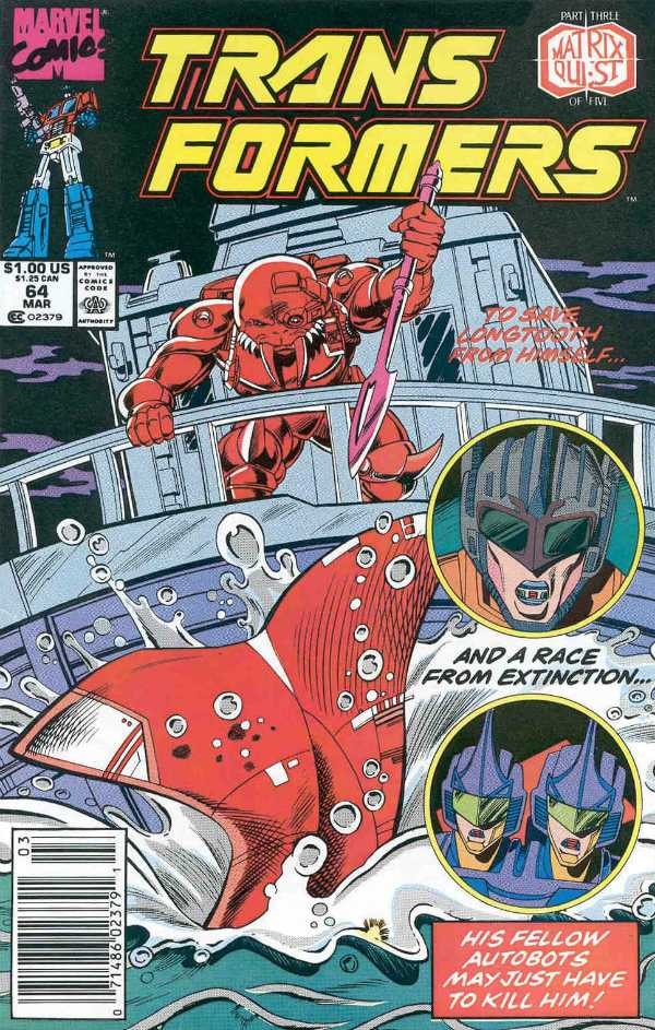 The Transformers #64