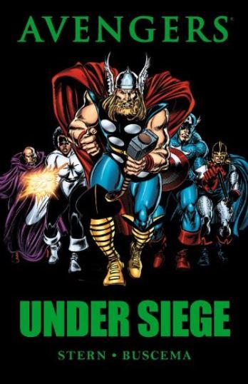 Avengers: Under Siege HC