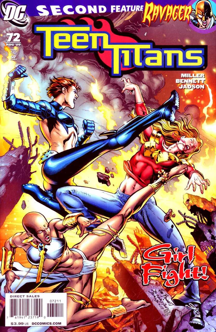 Teen Titans #72