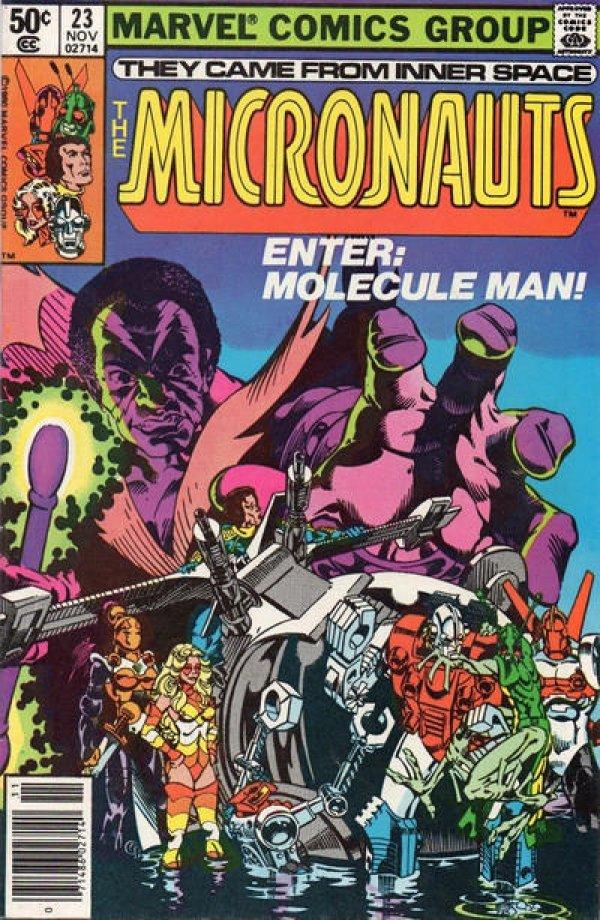 Micronauts #23