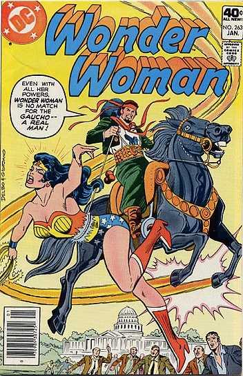 Wonder Woman #263