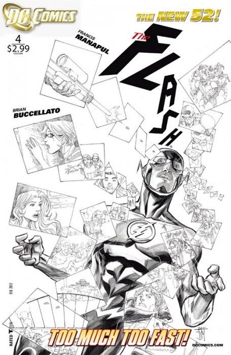 The Flash #4