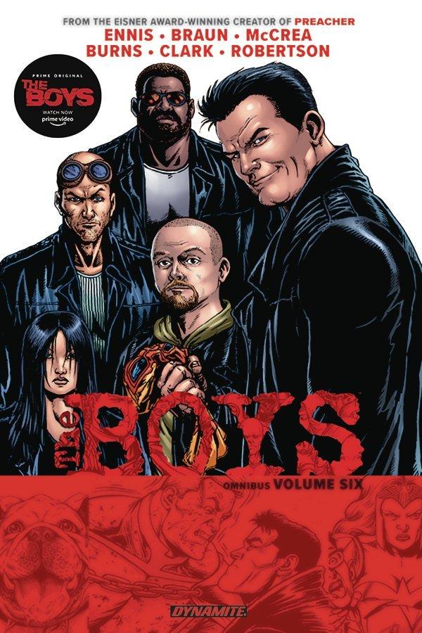 The Boys Omnibus Vol. 6 TP