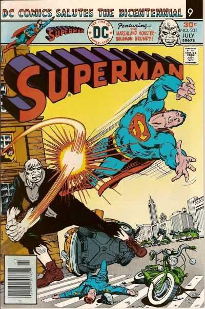 Superman #301