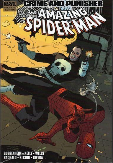 The Amazing Spider-Man: Crime and Punisher HC