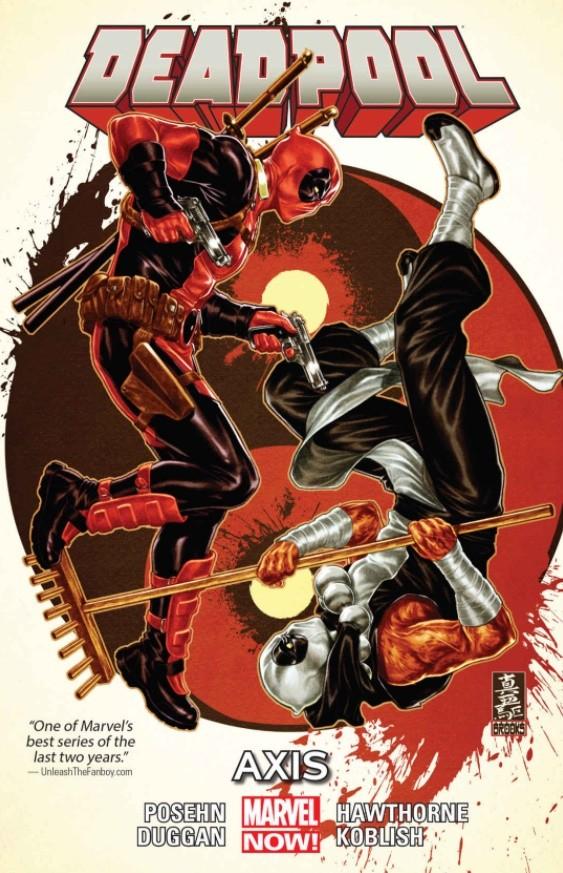 Deadpool Vol. 7: Axis TP
