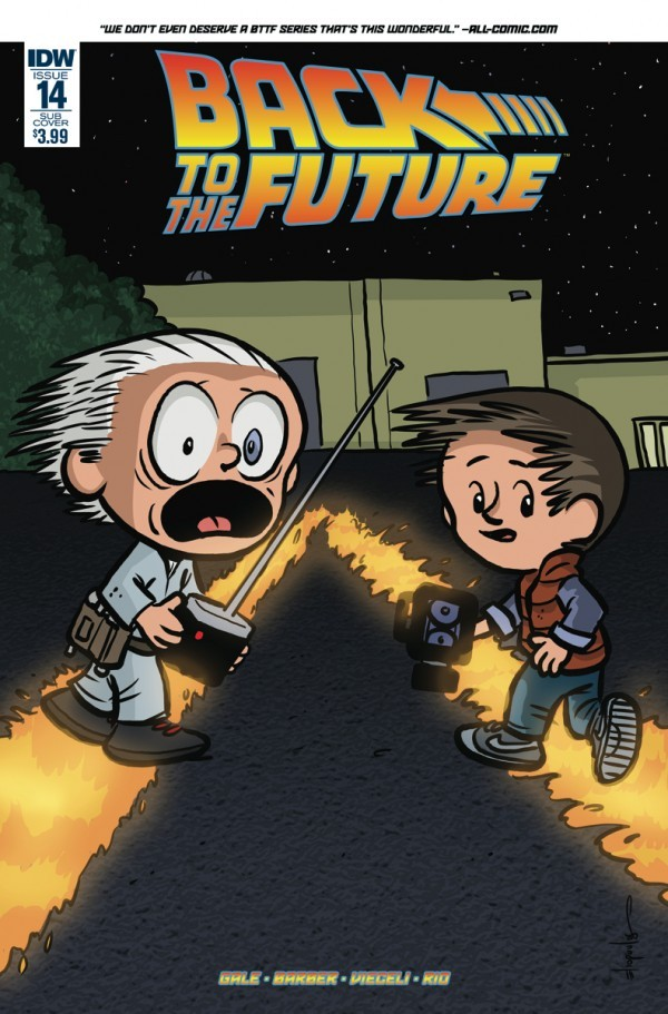 Back to the Future #14