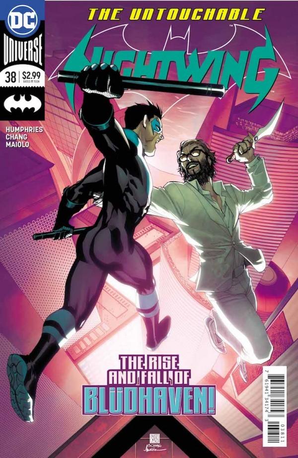 Nightwing #38
