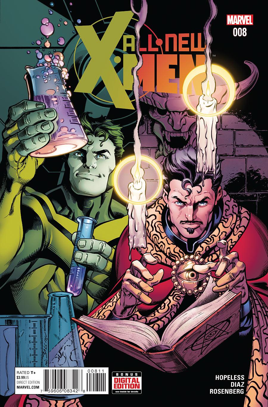 All-New X-Men #8