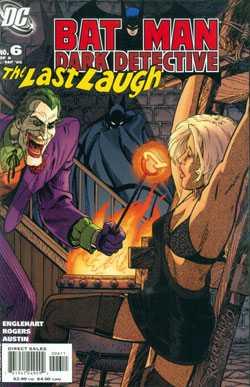 Batman: Dark Detective #6
