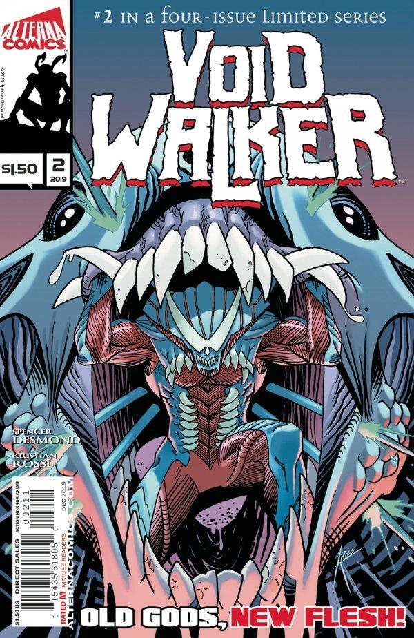 Void Walker #2 review