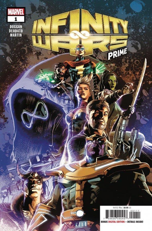 Infinity Wars: Prime #1