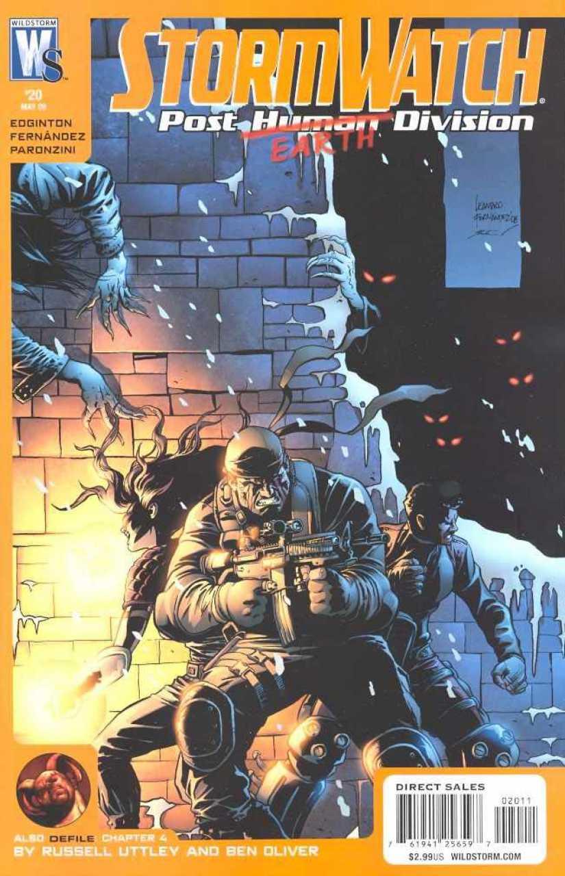 Stormwatch: P.H.D. #20