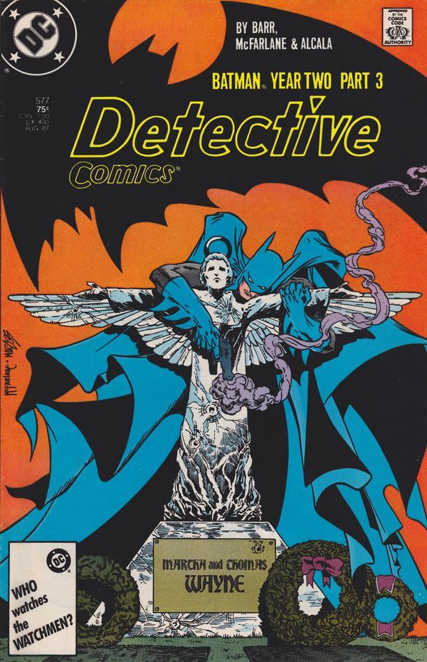 Detective Comics #577