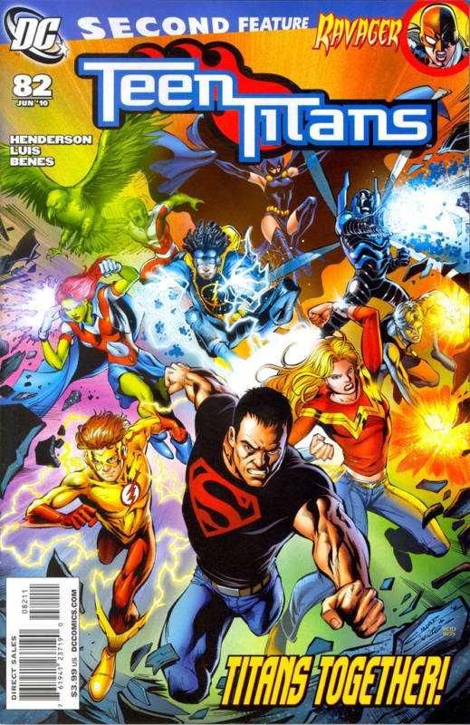 Teen Titans #82