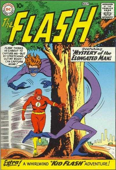 The Flash #112