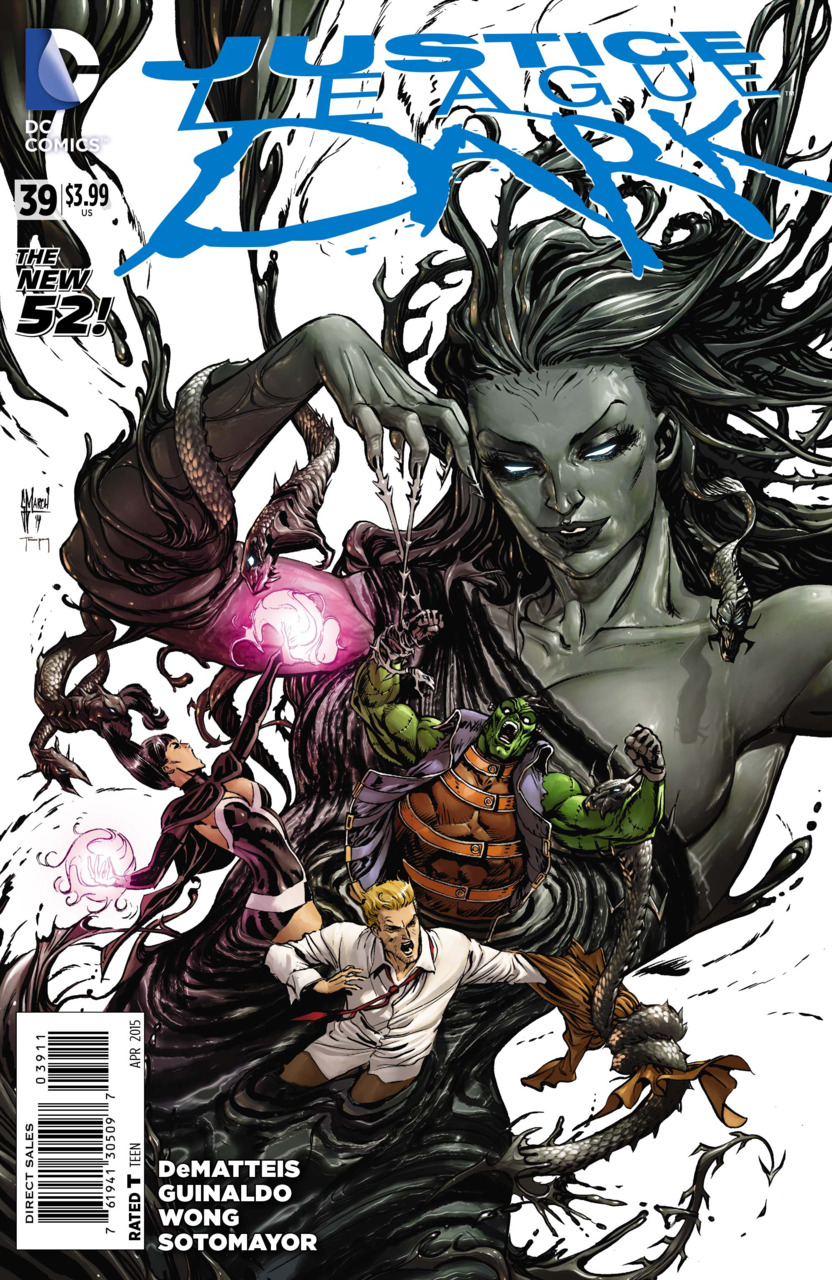 Justice League Dark #39