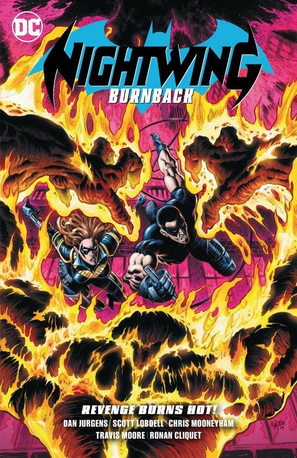 Nightwing: Burnback TP