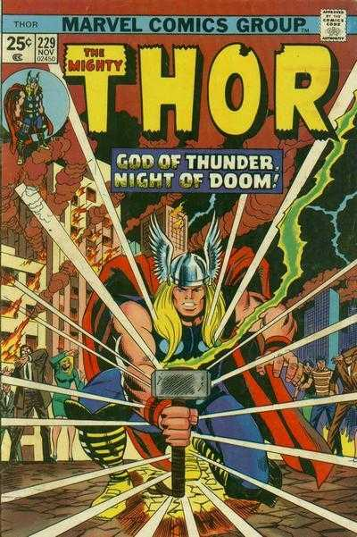 The Mighty Thor #229