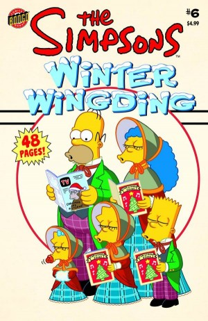 The Simpsons: Winter Wingding #6