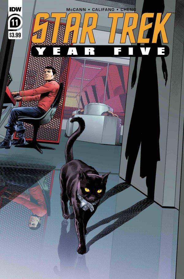Star Trek: Year Five #11