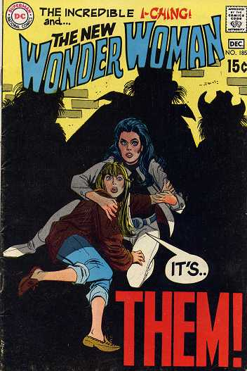 Wonder Woman #185