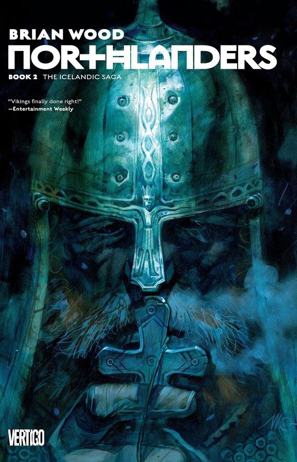 Northlanders Book 2: The Icelandic Saga TP