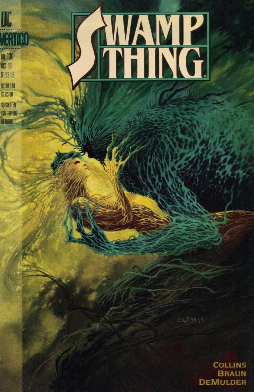 The Saga of the Swamp Thing #136