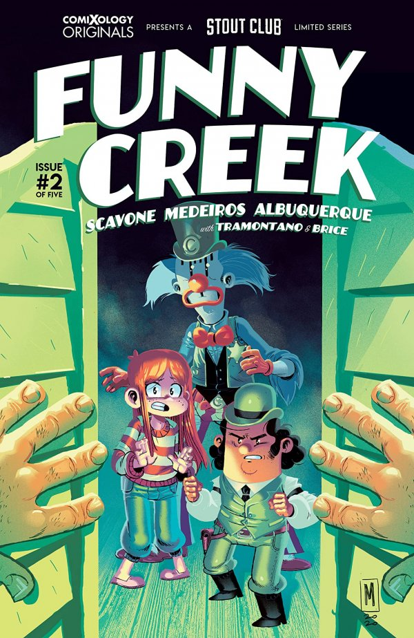 Funny Creek #2 review