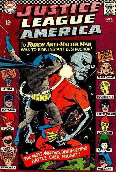Justice League of America #47