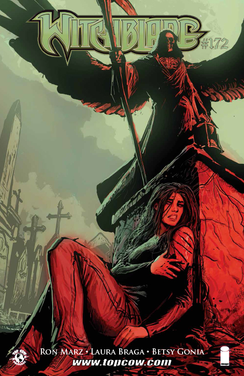 Witchblade #172