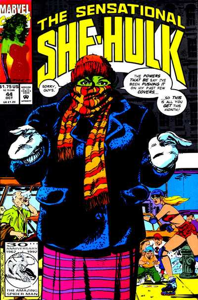 The Sensational She-Hulk #44