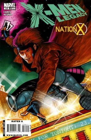 X-Men: Legacy #229