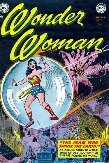 Wonder Woman #57