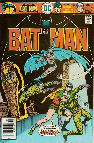 Batman #279