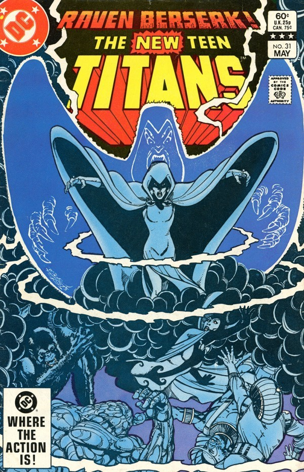 The New Teen Titans #31