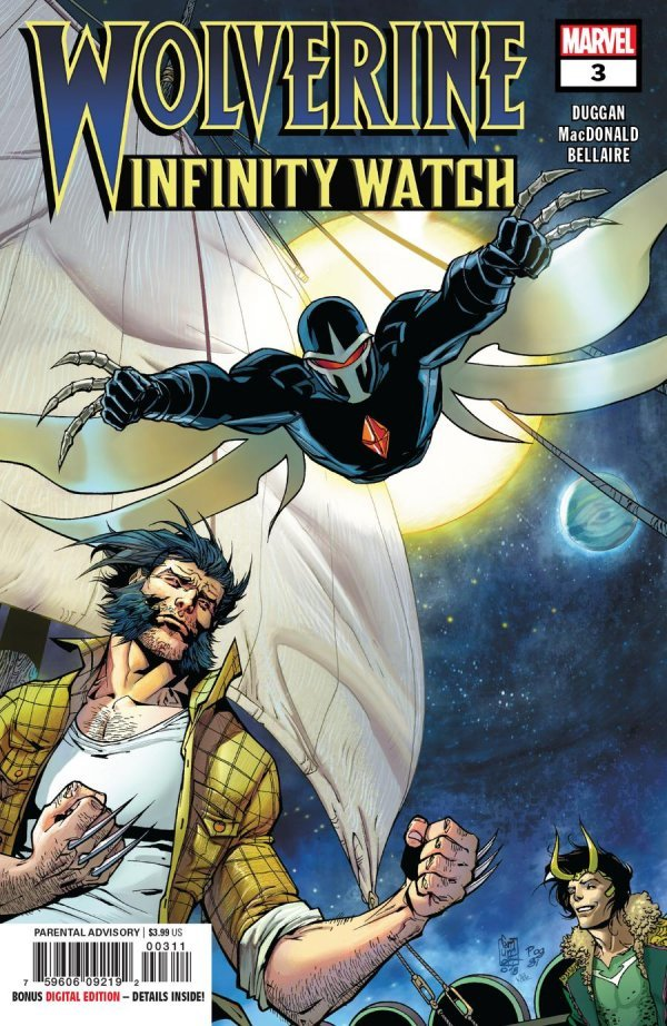 Wolverine: Infinity Watch #3