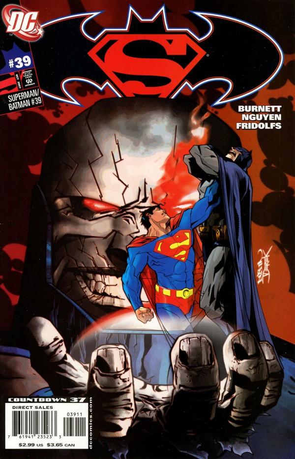 Superman / Batman #39