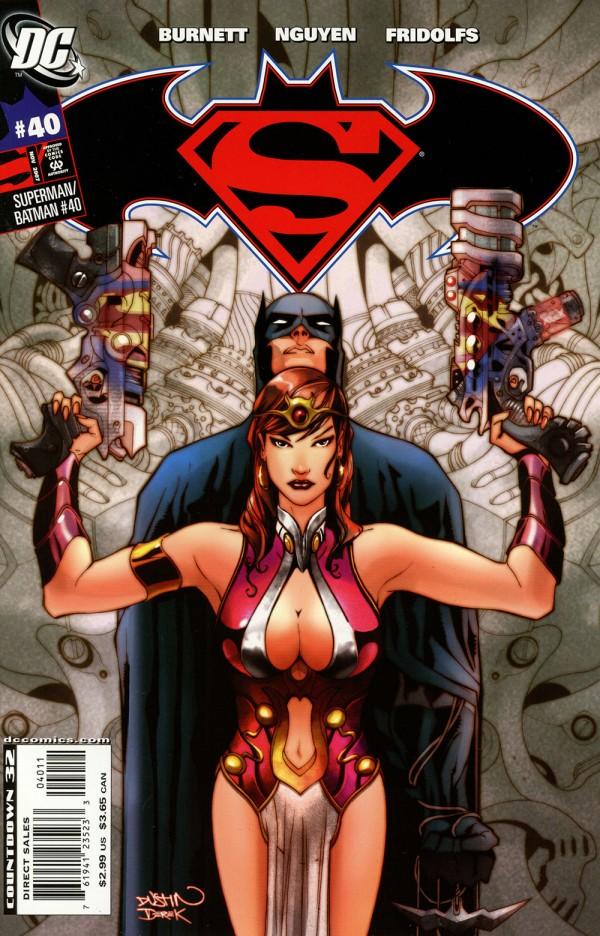 Superman / Batman #40