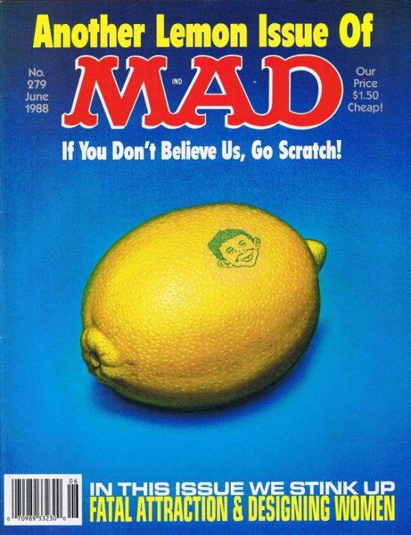 Mad Magazine #279
