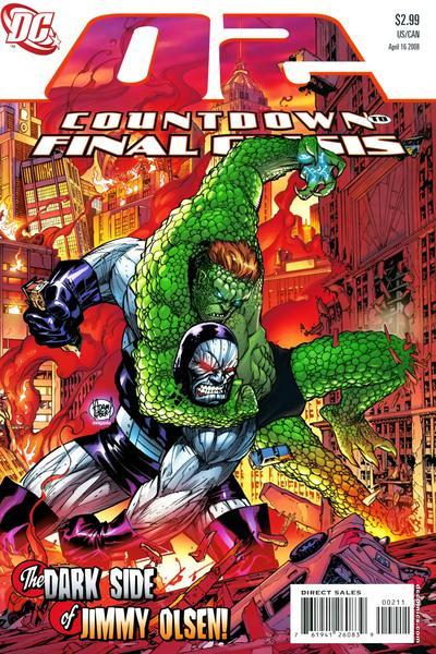Countdown to Final Crisis #2