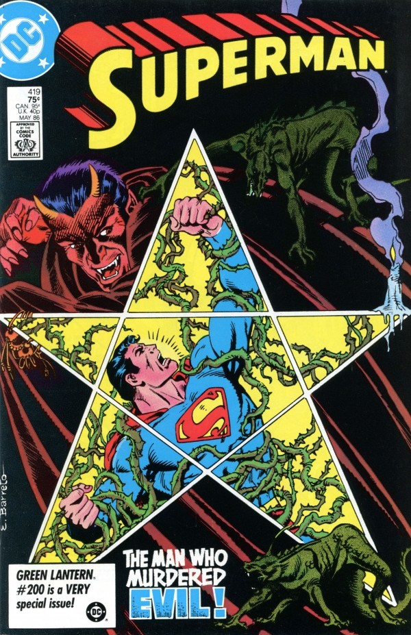 Superman #419