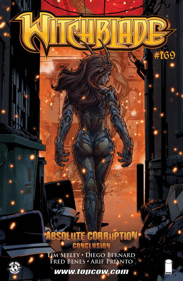 Witchblade #169