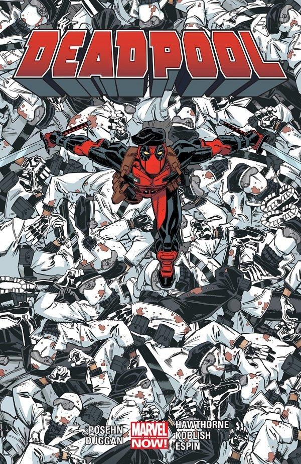 Deadpool By Posehn and Duggan Vol. 4 HC