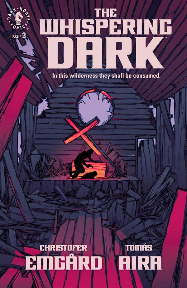 The Whispering Dark #3
