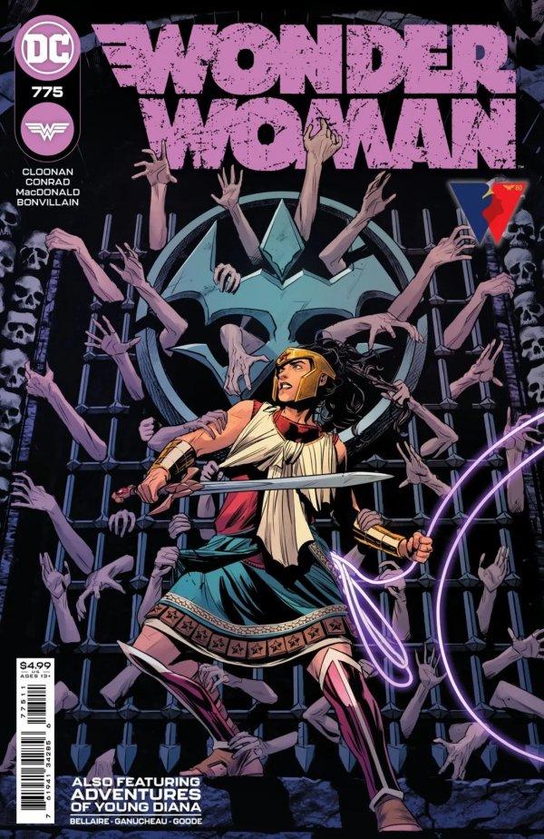 Wonder Woman #775