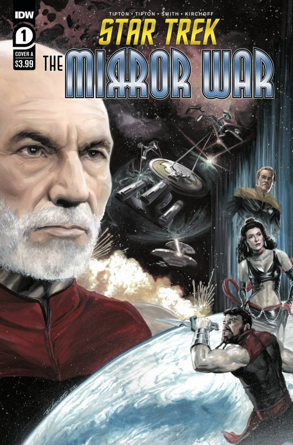 Star Trek: The Mirror War #1