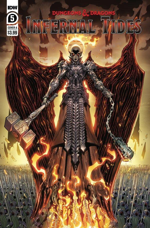 Dungeons & Dragons: Infernal Tides #5