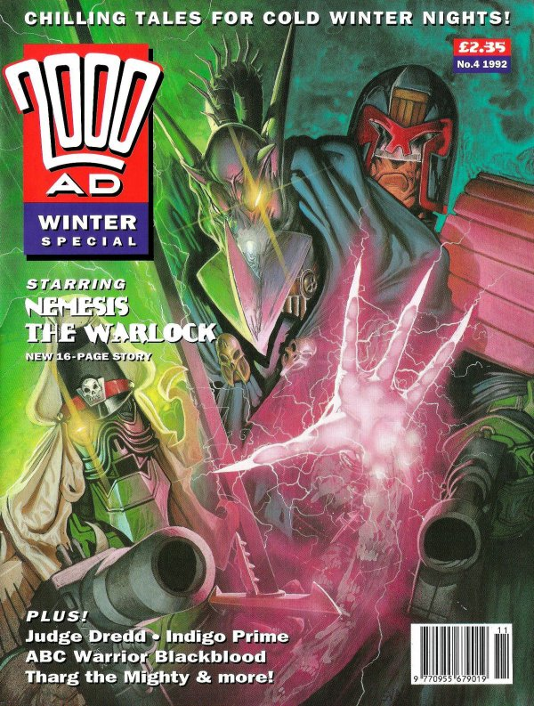 2000 AD Winter Special #4